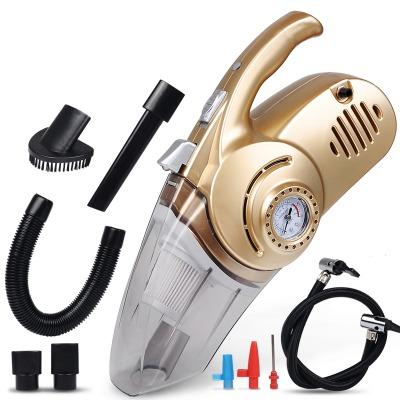 车载吸尘器汽车用强力手持式便携吸力干湿两用大功率12V打充气泵