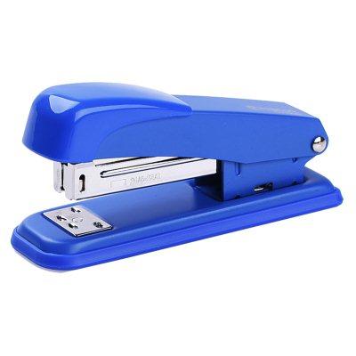 订书机器转小学生装订机邮型儿童机订书器小中号订书器迷你几何小